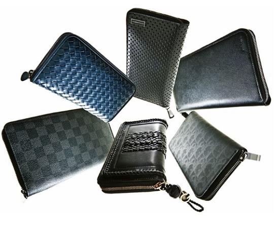 高級ブランドの財布