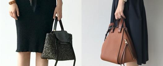 数十万円する高価なバッグ
