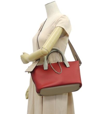 クロエのバッグのサイズ