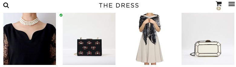 ザ・ドレス